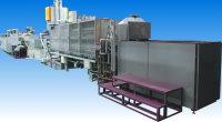連續式光輝滲碳淬火回火爐 Continuous Bright Carburizing & Hredening Furnace