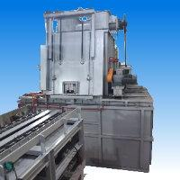 箱型光輝滲碳、氮化爐 BATCH TYPE CARBURIZING & NITRIDING FURNACE